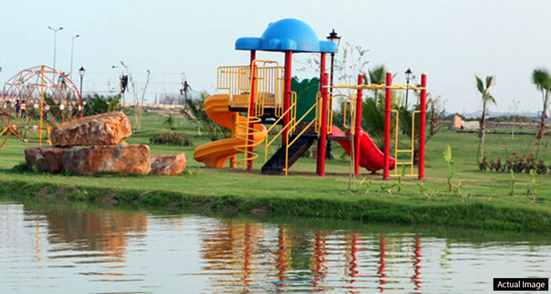 Gaur Yamuna City 2Nd Park View residential property, Noida