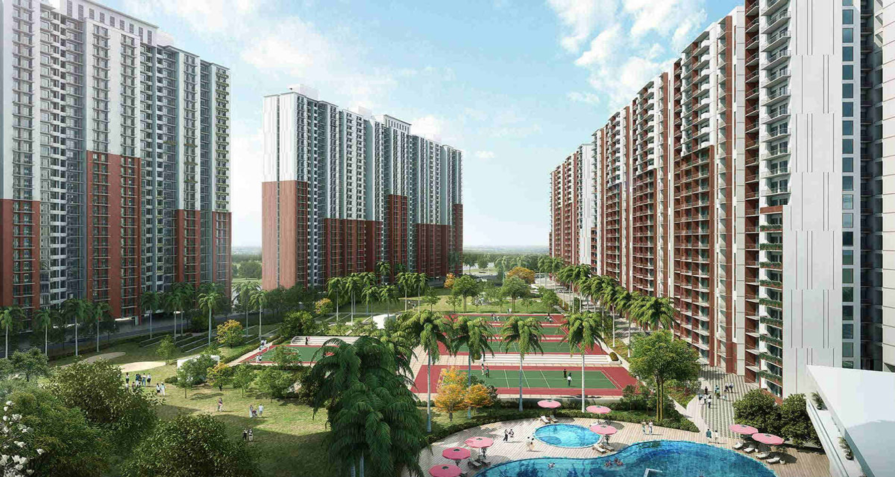 Tata Value Homes Eureka Park Sector-150, Noida