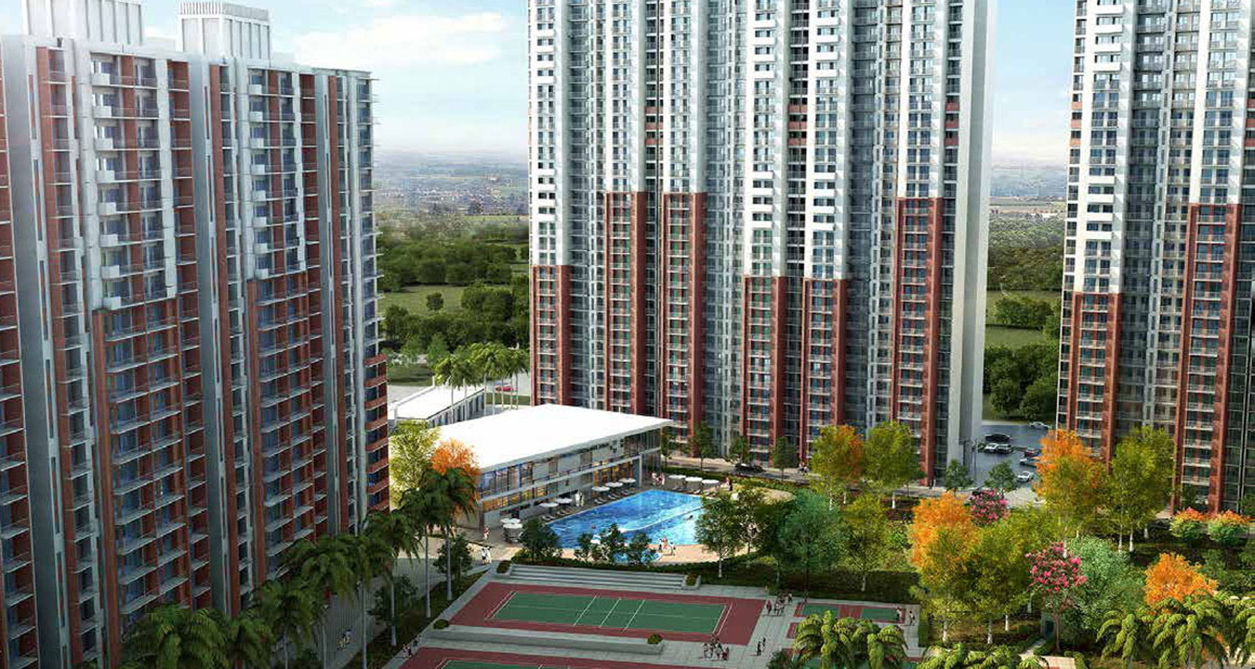 Tata Value Homes Eureka Park residential property, Noida